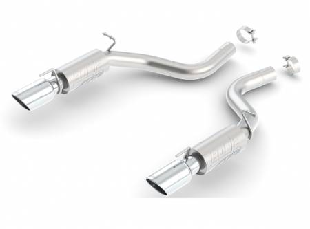Borla - Borla Axle-Back Exhaust ATAK: Dodge Charger / 300 SRT8 2011 - 2014