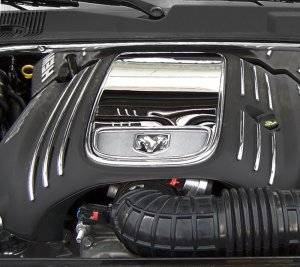 American Car Craft - American Car Craft 5.7L Hemi Engine Shroud Dress Up Kit: 300C / Charger / Magnum 2005 - 2010