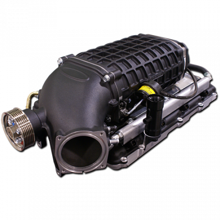 Magnuson Superchargers - Magnuson Supercharger Kit: 300C / Challenger / Charger 5.7L Hemi 2009 - 2010