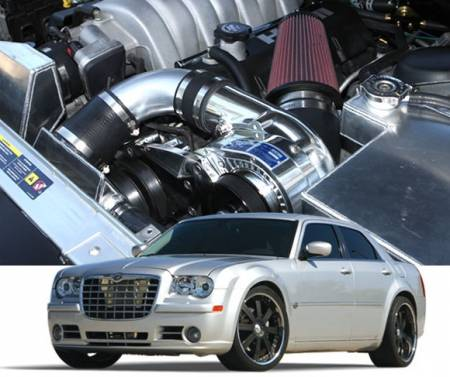 Procharger - Procharger Supercharger Kit: Dodge Magnum 6.1L SRT8 2006 - 2008