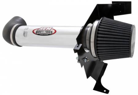 AEM - AEM Brute Force Cold Air Intake: Chrysler 300C / Dodge Charger / Magnum SRT8 2006 - 2010