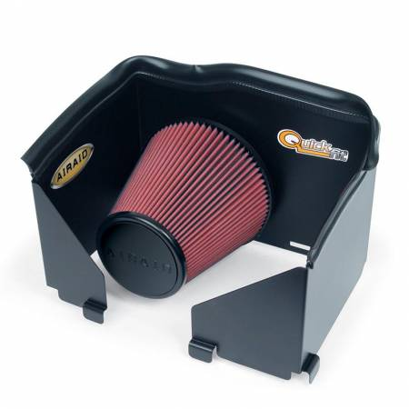 AirAid - AirAid QuickFit Air Intake: Dodge Ram 2002 - 2005 (3.7L / 4.7L / 5.7L / 5.9L)