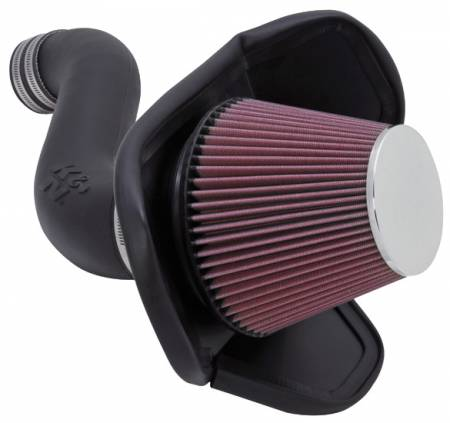 K&N Filters - K&N 57 Series FIPK Cold Air Intake: Chrysler 300 / Dodge Challenger / Charger / Magnum 2005 - 2010 (3.5L V6)