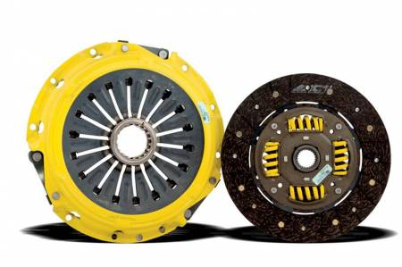 ACT - ACT Xtreme Street Clutch Kit (Xtreme Pressure Plate / Modified Street Disc): Dodge Neon SRT4 2003 - 2005