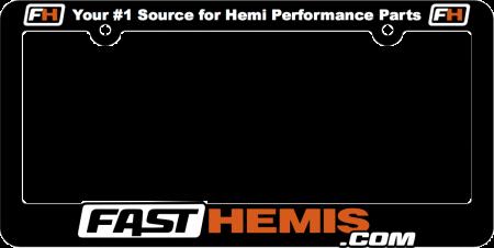 FastHemis - FastHemis License Plate Frame