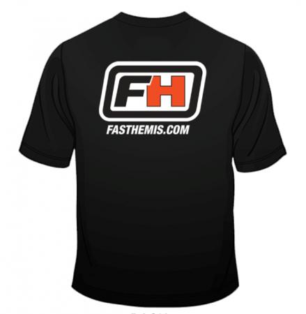 FastHemis - FastHemis T-Shirt (Black - Short Sleeve)
