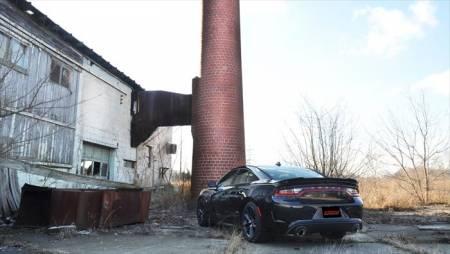 Corsa - Corsa Xtreme Exhaust System (Black): Chrysler 300C / Dodge Charger 6.2L & 6.4L Hemi 2015 - 2021