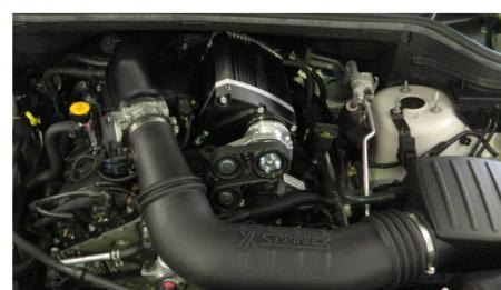 Sprintex - Sprintex Supercharger: Jeep Grand Cherokee 3.6L  2011 - 2014