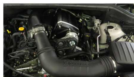 Sprintex - Sprintex Supercharger: Jeep Grand Cherokee 3.6L  2015 - 2017