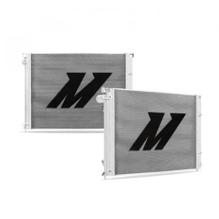 Mishimoto - Mishimoto Aluminum Radiator: 300 / Challenger / Charger / Magnum 6.1L & 6.4L SRT8 / SRT / Scat Pack 2006 - 2019