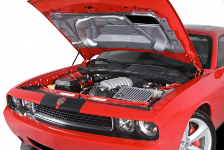 Cervini's - Cervinis Ram Air Kit: Dodge Challenger 2008 - 2014 (Excl. V6 Models)