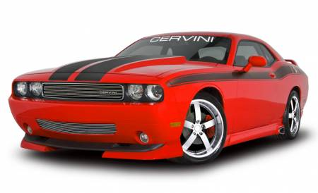 Cervini's - Cervinis Cowl Hood: Dodge Challenger 2008 - 2018 (All Models)
