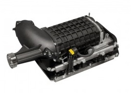 Magnuson Superchargers - Magnuson Supercharger Kit: Jeep Grand Cherokee 6.1L SRT8 2006 - 2010