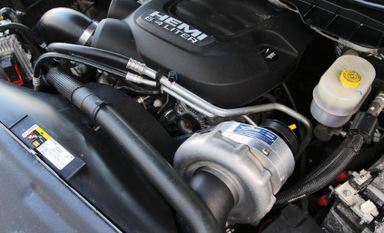 Procharger Supercharger Kit: Dodge Ram 6 4L Hemi 2014 - 2019 (2500/3500)