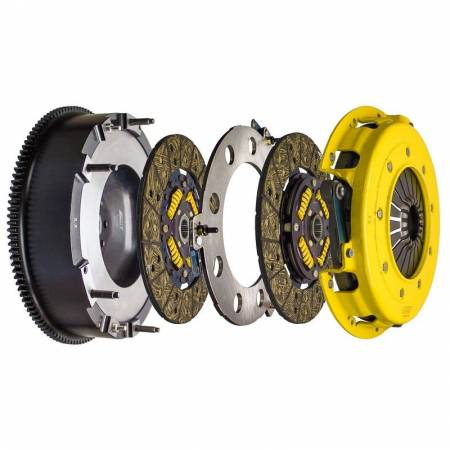 ACT - ACT Twin Disc HD Street Clutch Kit: Dodge Challenger V8 2008 - 2019 (5.7L Hemi, 6.1L SRT8, 6.4L 392)