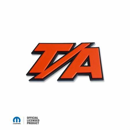 American Brother Designs - American Brother Designs T/A Badge (2-Color): Dodge Challenger 2008 - 2020