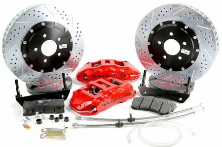 """Baer - Baer 15"""" Extreme Front Big Brake Kit: 300 / Challenger / Charger / Magnum 2006 - 2020 (SRT Only)"""