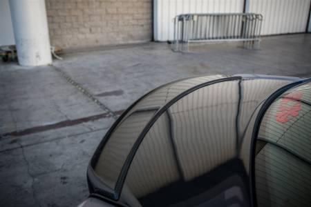 TruCarbon - TruCarbon DCA50 Carbon Fiber Rear Spoiler: Chrysler 300 2011 - 2020