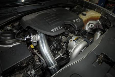 Ripp - Ripp Supercharger Kit: Dodge Charger 3.6L V6 2015 - 2017