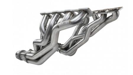 Kooks - Kooks Long Tube Headers & Mid Pipes: Dodge Charger / Challenger 6.2L SRT Hellcat 2015 - 2021