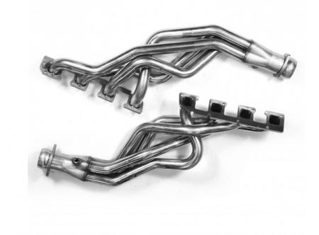 Kooks - Kooks Long Tube Headers & Mid Pipes: Chrysler 300C / Dodge Charger / Magnum 5.7L Hemi 2005 - 2008