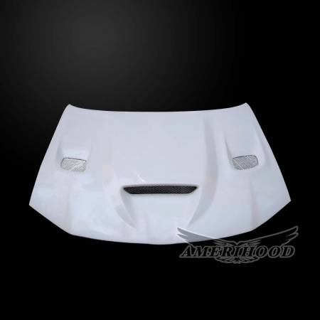 Amerihood - Amerihood Hellcat Functional Ram Air Hood: Chrysler 300 2011 - 2020