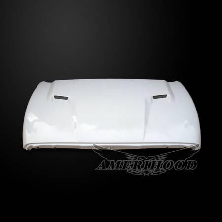 Amerihood - Amerihood CLG Functional Ram Air Hood: Dodge Ram 1500 2002 - 2008