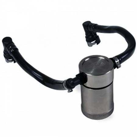 BBK Performance - BBK Hemi Oil Separator / Catch Can: 300 / Challenger / Charger 6.4L 392 2011 - 2020