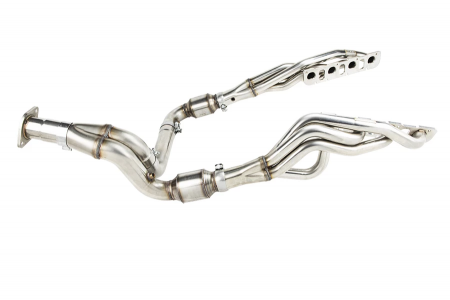 "Kooks - Kooks 1 3/4"" x 3"" Stainless Long Tube Header Kit: Dodge Ram 1500 5.7 Hemi 2019 - 2021"