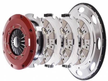 Mantic Clutch - Mantic Triple Disc Clutch Kit: Dodge Viper 1996 - 2004 / Ram SRT10 2004 - 2006