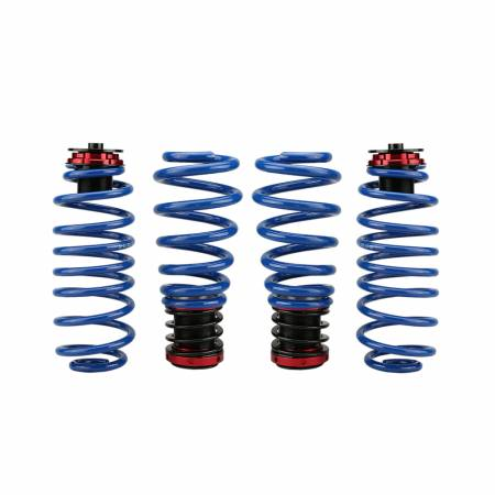 Function & Form - Function & Form Adjustable Spring Sleeve Kit: Chrysler 300 / Dodge Charger 2011 - 2020 (RWD)
