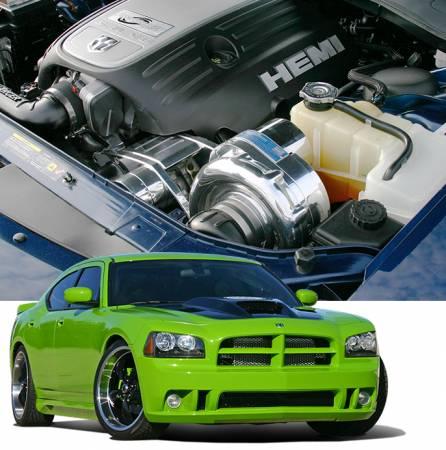 Procharger - Procharger Supercharger Kit: Dodge Charger 5.7L Hemi 2006 - 2010