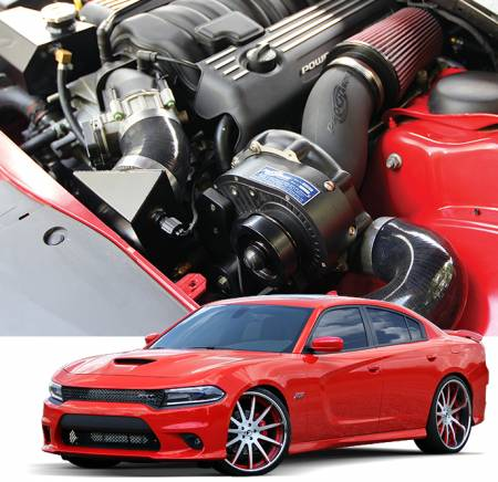 Procharger - Procharger Supercharger Kit: Dodge Charger 6.4L SRT / Scat Pack 2015 - 2020