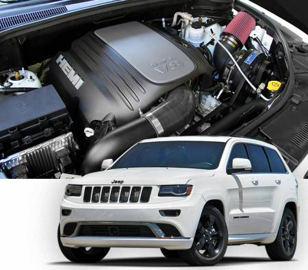 Procharger - Procharger Supercharger Kit: Jeep Grand Cherokee 5.7L Hemi 2015 - 2020