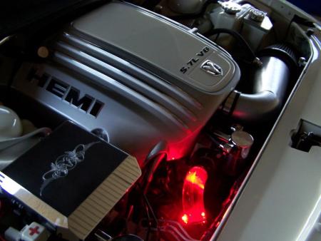 KillerGlass - Killerglass Upper Radiator Hose Kit: Dodge Challenger 2008 - 2021 (All Models)