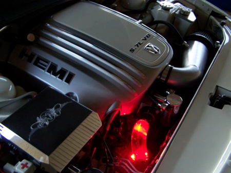 KillerGlass - Killerglass Upper Radiator Hose Kit: Dodge Charger 2006 - 2021 (All Models)