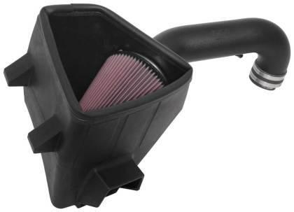K&N Filters - K&N 63 Series Cold Air Intake: Dodge Ram 5.7L Hemi 1500 2019 - 2021