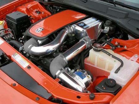 Vortech - Vortech Supercharger Kit: Chrysler 300C / Dodge Charger / Magnum 5.7L Hemi 2005 - 2008