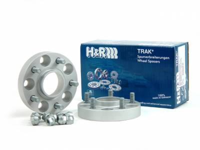 Dodge Viper Suspension Parts - Dodge Viper Wheel Spacer - H&R - H&R 30mm Wheel Spacers: Dodge Viper 1992 - 2008