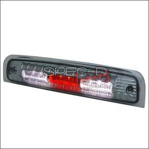 HEMI LIGHTING PARTS - Hemi Tail Lights - Spec D - Spec D LED Third Brake Light (Smoke): Dodge Ram 2009 - 2013