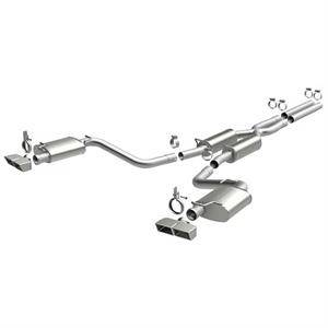 Magnaflow - MagnaFlow Cat-Back Exhaust: Dodge Challenger 3.6L V6 2011 - 2014