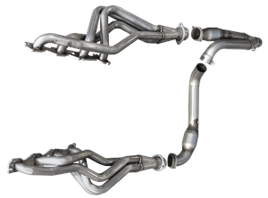 5.7L / 6.1L / 6.4L Hemi Engine Parts - Hemi Headers & Mid Pipes - American Racing Headers - American Racing Headers: Dodge Ram 5.7L Hemi 1500 2009 - 2012
