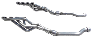 5.7L / 6.1L / 6.4L Hemi Engine Parts - Hemi Headers & Mid Pipes - American Racing Headers - American Racing Headers: Jeep Grand Cherokee SRT8 2006 - 2010