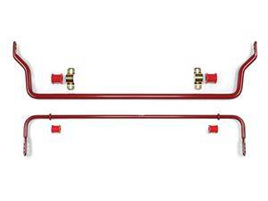 HEMI SUSPENSION PARTS - Hemi Sway Bars - Eibach - Eibach Sway Bars (Front & Rear): 300C / Charger / Magnum 2005 - 2010 (V8 2WD)