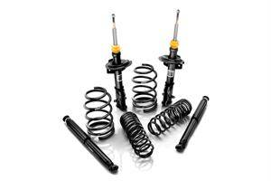 HEMI SUSPENSION PARTS - Hemi Suspension Kits - Eibach - Eibach Pro-System Suspension Kit: Chrysler 300C / Dodge Magnum 2005 - 2010 (Exc. SRT8)