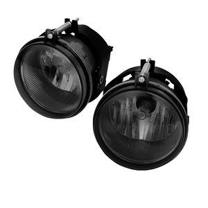 HEMI LIGHTING PARTS - Hemi Fog Lights - Spyder - Spyder OEM Style Fog Lights (Smoke): Dodge Charger 2006 - 2010