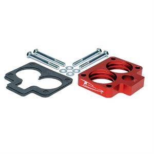Dodge Dakota Engine Performance - Dodge Dakota Throttle Body & Spacer - PowerAid - PowerAid Throttle Body Spacer: Dodge Dakota / Durango 1997 - 2003 (5.2L & 5.9L V8)