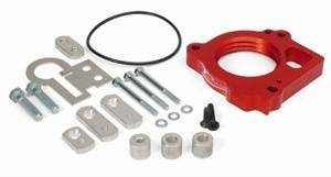 Dodge Dakota Engine Performance - Dodge Dakota Throttle Body & Spacer - PowerAid - PowerAid Throttle Body Spacer: Dodge Durango / Dakota 4.7L 2002 - 2007