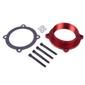 Jeep Grand Cherokee Engine Parts - Jeep Grand Cherokee Throttle Body - PowerAid - PowerAid Throttle Body Spacer: Dodge Durango / Jeep Grand Cherokee 3.6L V6 2011 - 2016