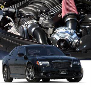HEMI SUPERCHARGER KIT - Hemi Supercharger Kits - Procharger - Procharger Supercharger Kit: Chrysler 300 6.4L SRT8 2011 - 2014